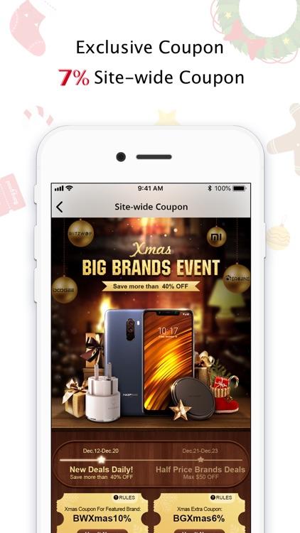 Banggood Easy Online Shopping screenshot-4
