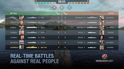World of Warships Blitz Screenshot 4
