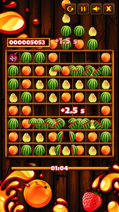 Fruit Match - You can play without the Internet screenshot four