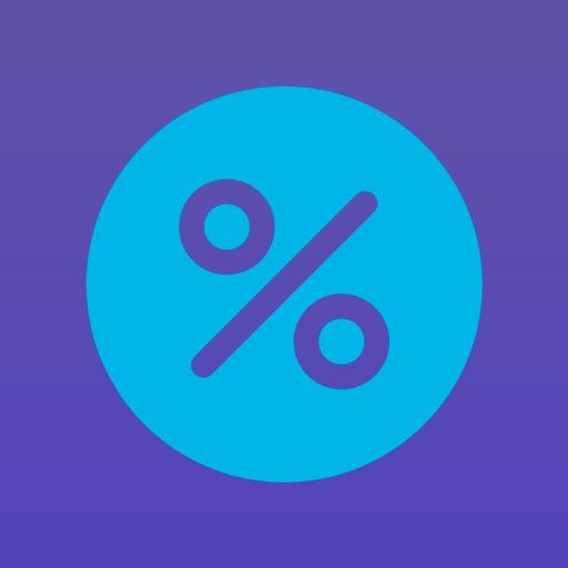 PercentiCal - Add & Deduct %