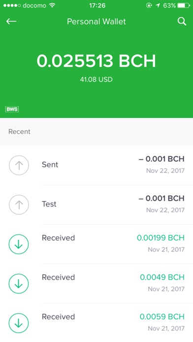 Download Bitcoin Wallet By Bitcoin.com for Pc