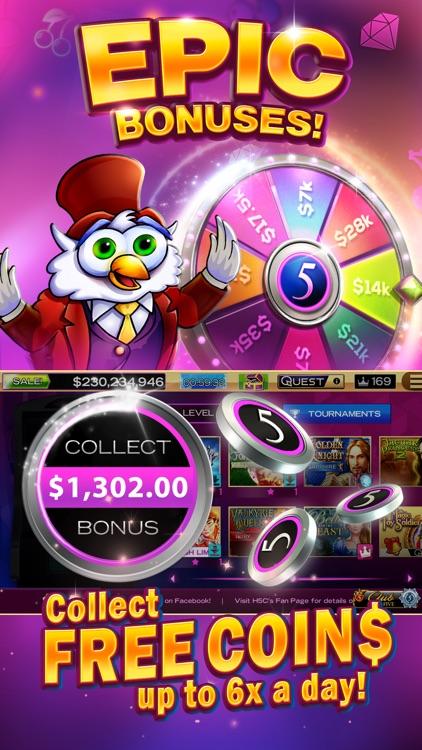 High 5 Casino: Big Vegas Fun! screenshot-3