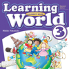 株式会社アプリコット出版 - Learning World Book 3 アートワーク
