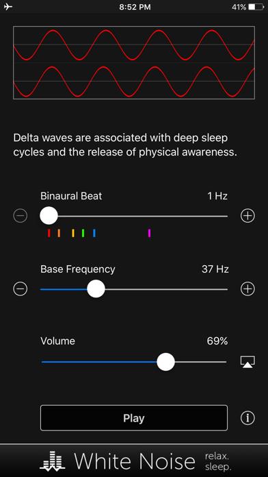Top 10 Apps like Binaural Beats Deep Sleep Delta Waves in 2019 for