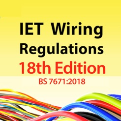 Sensational Iet Wiring Regulations 18Th Lt On The App Store Wiring Database Wedabyuccorg