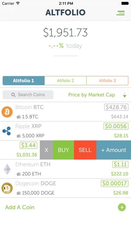 CoinCap screenshot-3