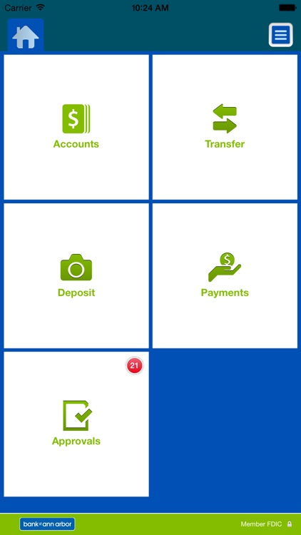 BOAA Business Mobile Banking