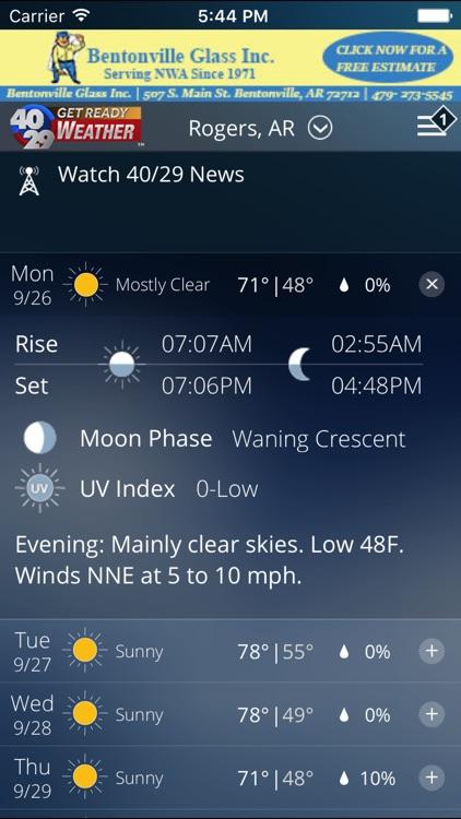 40/29 Weather screenshot-4