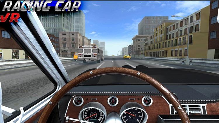 Racing Car VR Lite screenshot-3
