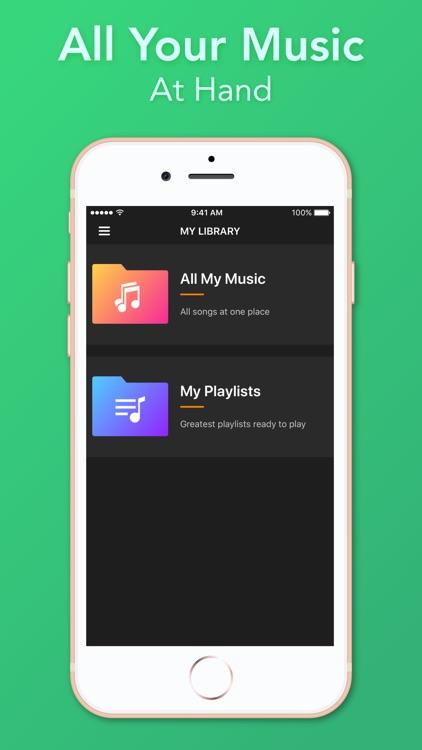 Video Player - Unlimited Music screenshot-5
