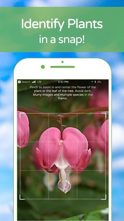 PlantSnap Plant Identification screenshot-0