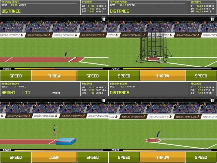 Deluxe Track&Field-HD screenshot-4