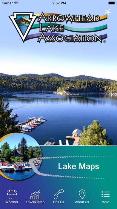 Screen Shot Arrowhead Lake Association 0