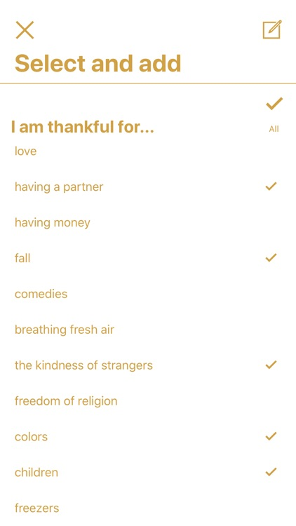 Thankful for - Gratitude Diary screenshot-3