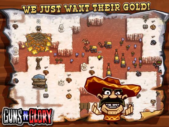 Screenshot #6 pour Guns'n'Glory Premium