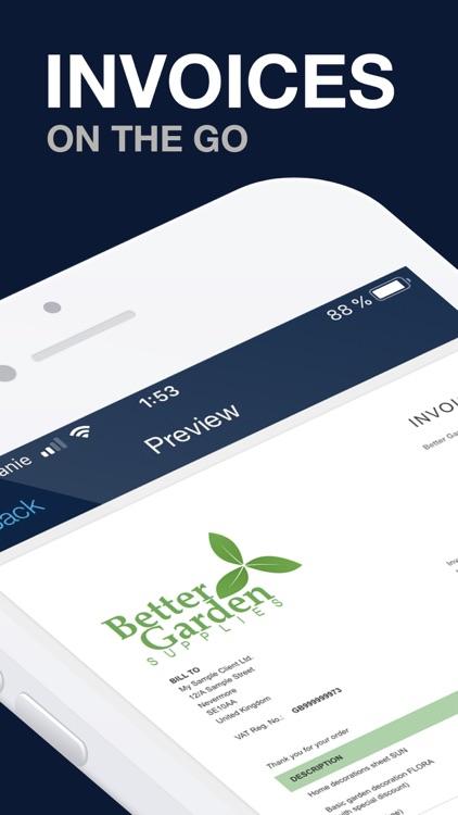 Invoice Maker - Billdu screenshot-0