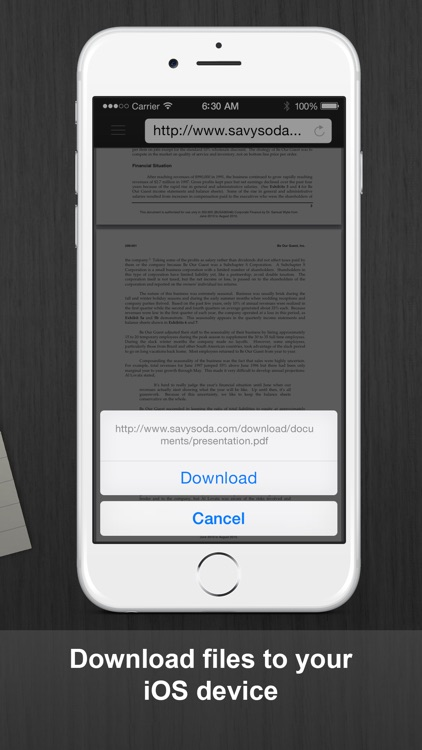 Documents Pro screenshot-4