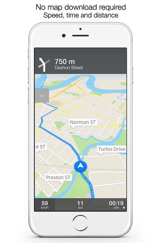South Carolina Offline Maps - náhled