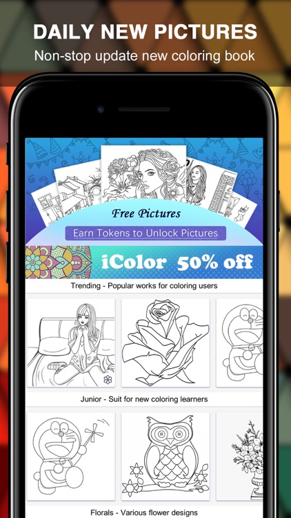 icolor color your life by lina chen