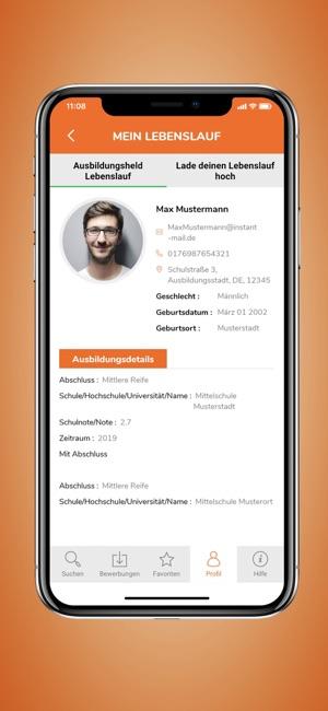 AUSBILDUNGSHELD.de im App Store