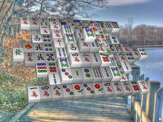 Игра Moonlight Mahjong