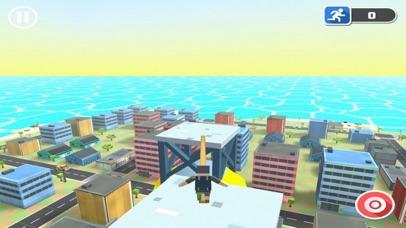 Block Man Sky Tower screenshot 2