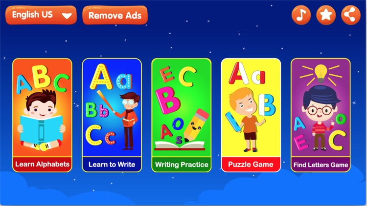 ABC Learning Game