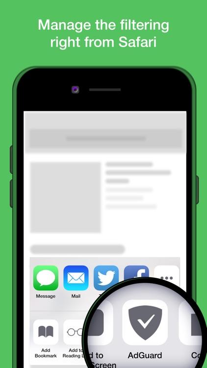 AdGuard Pro — adblock&privacy screenshot-4