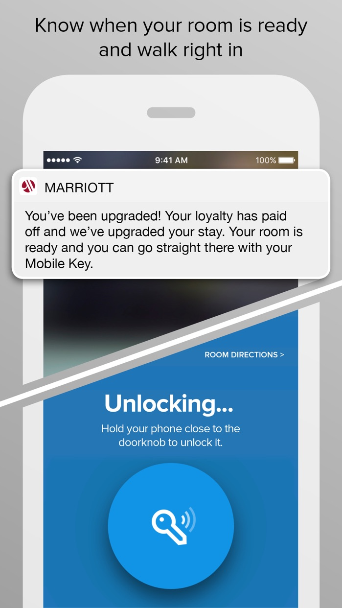Marriott International Screenshot