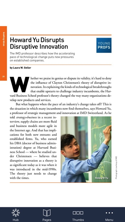 strategy+business magazine screenshot-3