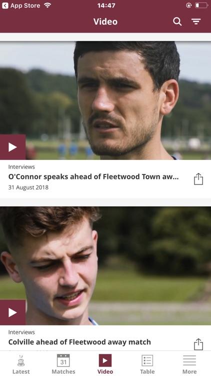Bradford City Official App