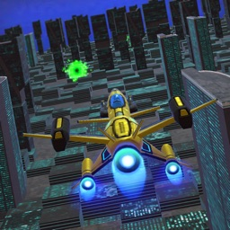 Infinite Space Racing Games