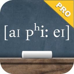 English Phonetic Symbols Pro