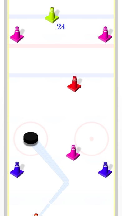Hockey Dribble Screenshot 1