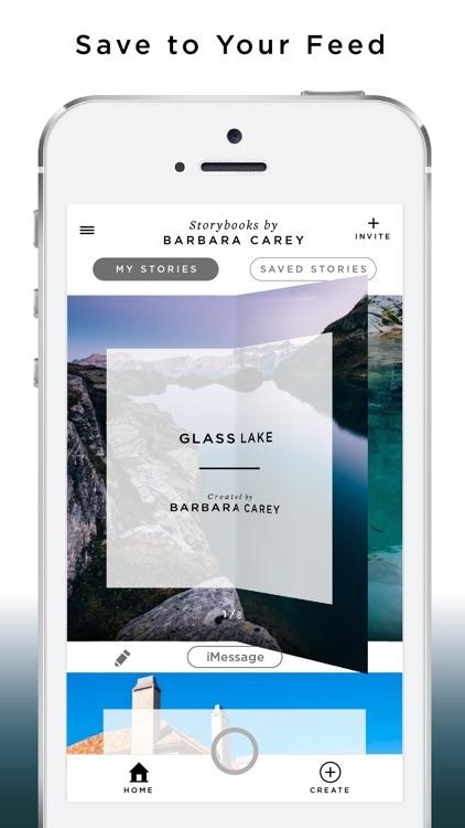 Storyglass PhotoBook Camera screenshot-3