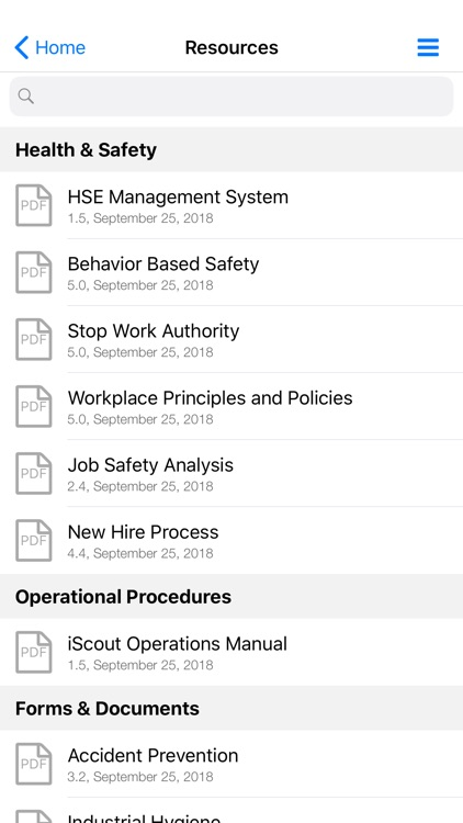 iScout: Safety Reporting screenshot-4