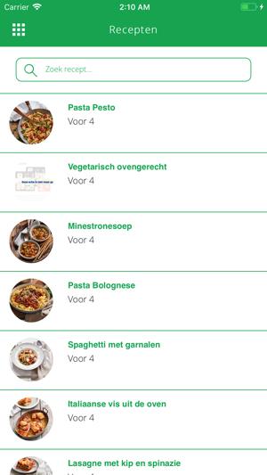 Super Sonja's Bella Italia in de App Store #UZ15