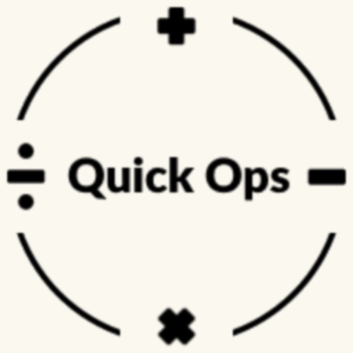 Quick Ops