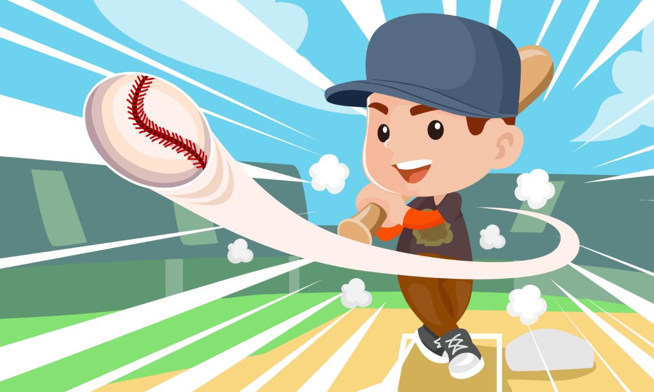 Baseball Games 2016 - Big Hit Home Run Superstar Derby ML