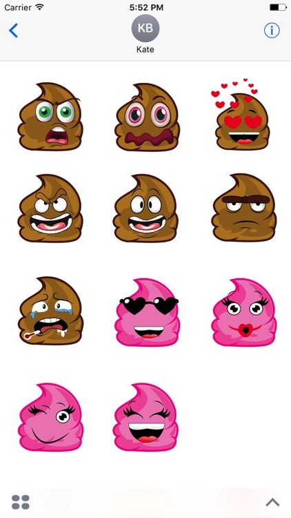 Poopy Emoji screenshot-3