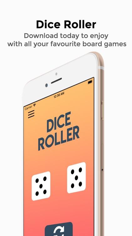 Dice Roller - Random Generator