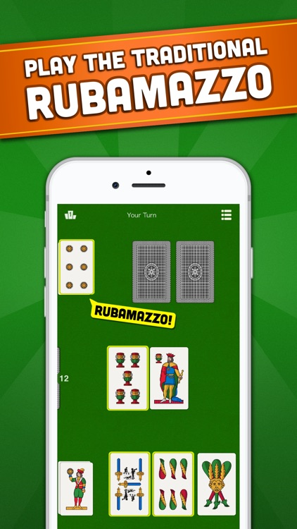 Rubamazzo - Classic Card Games screenshot-0