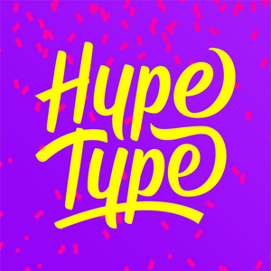 Hype Type Animated Text Videos app