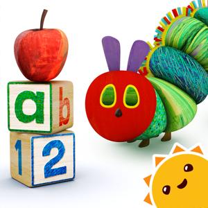 Hungry Caterpillar Play School app