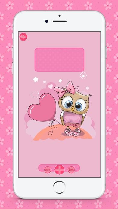 ... Screenshot #10 for Cute Wallpapers for Girls HD