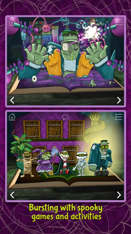 Haunted House ~ 3D Pop-Up Activity Book