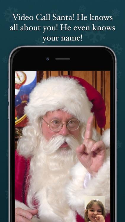 Santa Video Call & Tracker™ screenshot-0