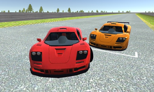 Car Racing : Knockout 3D for TV icon