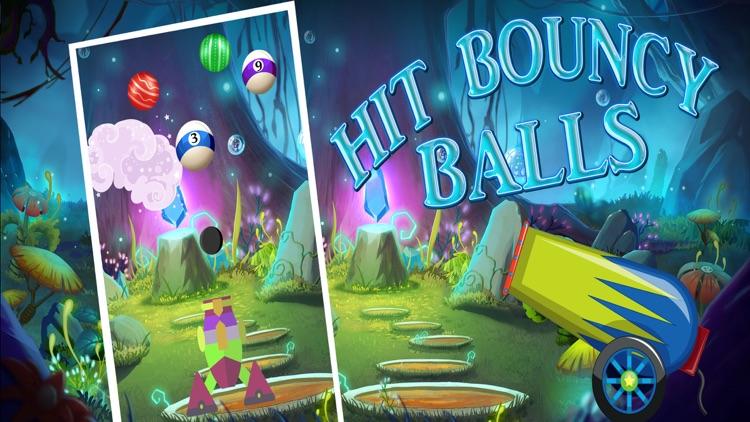 Hit Bouncy Balls: Jumping Ball screenshot-3
