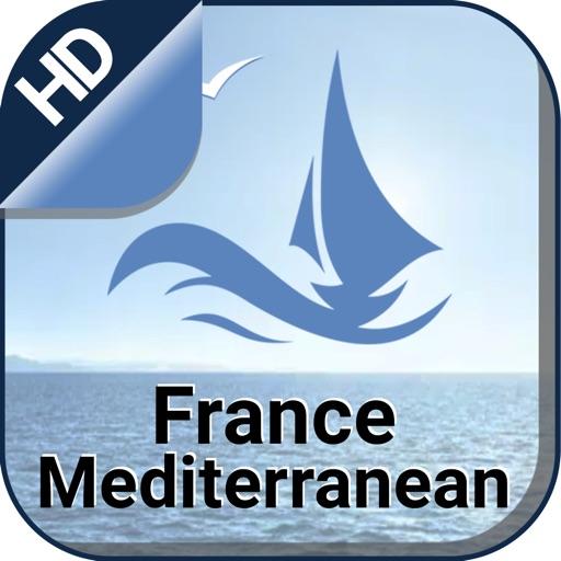 France Mediterranean Charts